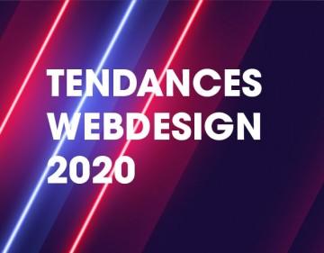 Webdesign: Les tendances 2020